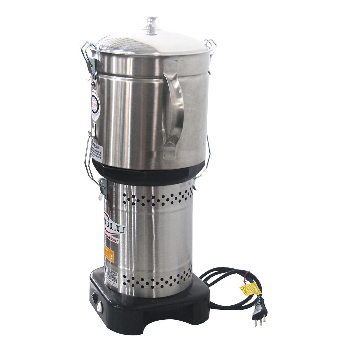 Processador De Alimentos Industrial Cutter 4 Litros 600W Spl200 - Spolu