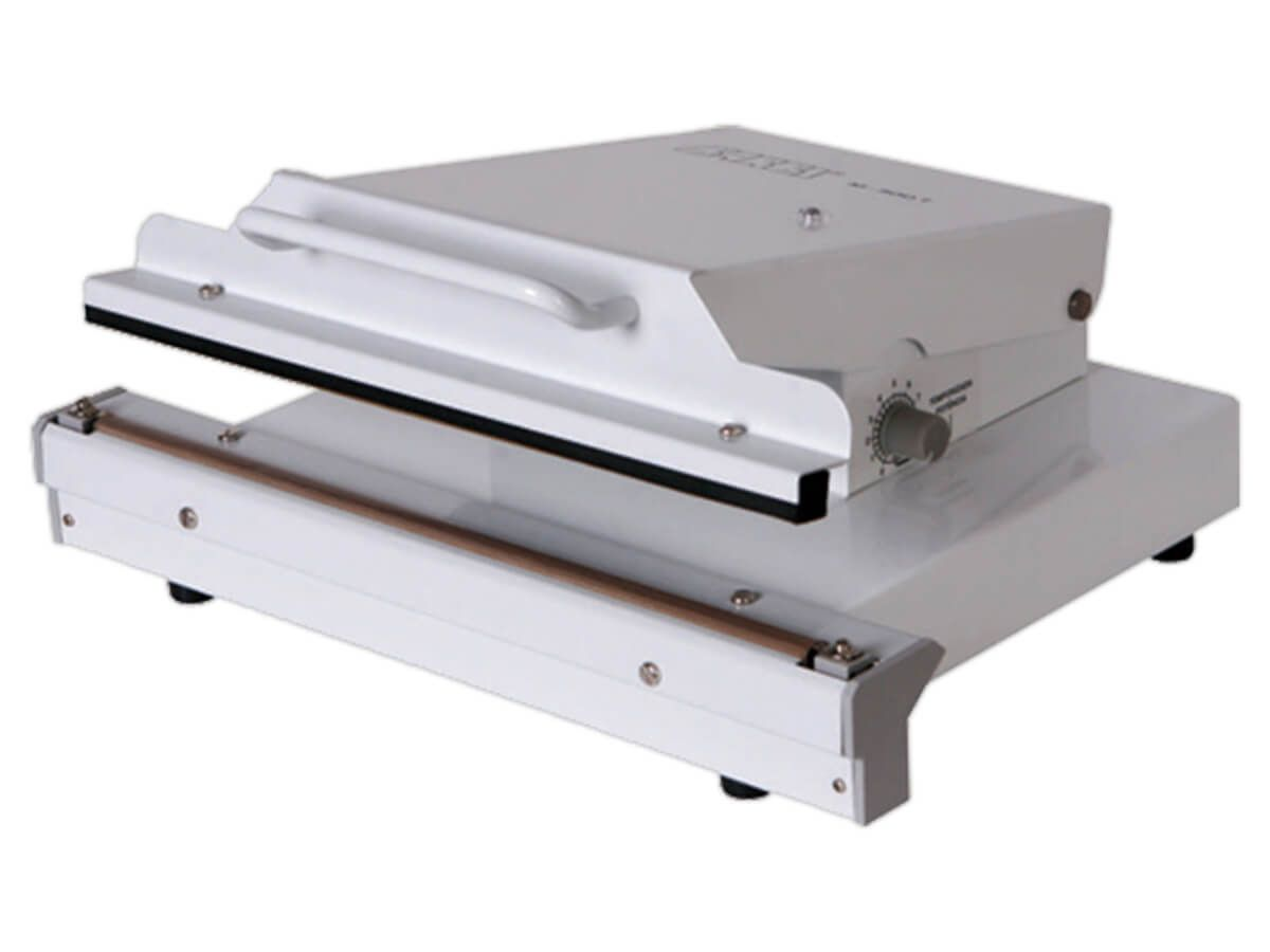 Seladora Manual De Bancada 30Cm Temporizada M300T-3 - Barbi