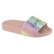 Chinelo Molekinha Slide Love Color 2311.127 Infantil Menina