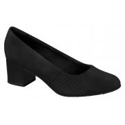 Sapato Modare Salto Grosso Baixo Conforto 7316.108 Feminino