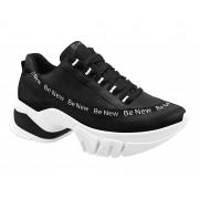 Tênis Chunky Ramarim Sneaker Tratorado Be New 2080104 Feminino