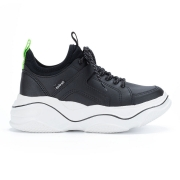 Tênis Kolosh Chunky  Sneaker Sola Alta Casual C2583 Feminino
