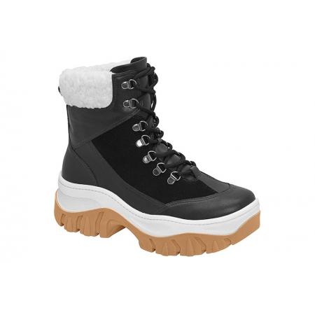 Tênis Vizzano Chunky Sneaker Cano Alto Bota 1363.102 Feminino