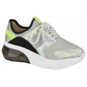 Tênis Vizzano Neon Chunky Sneaker Conforto 1358.101 Feminino