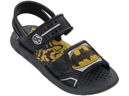 Sandália Papete Batman Lancha Liga Justiça 22148 Infantil