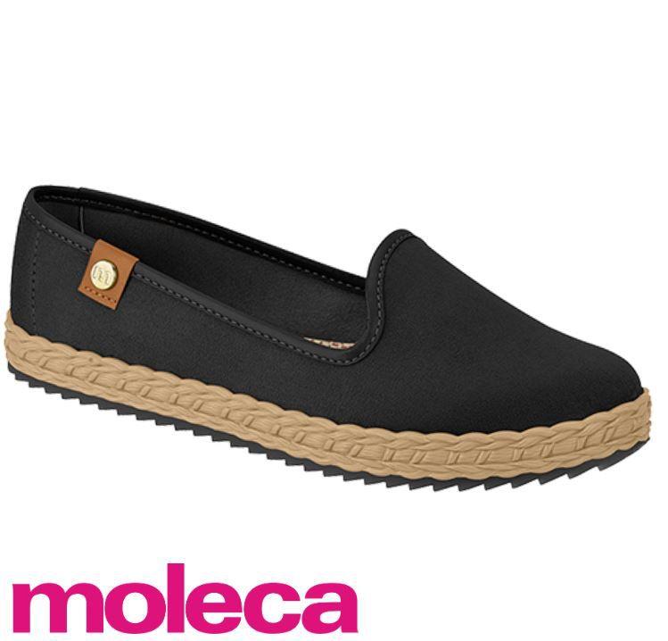 Sapato Sapatilha Moleca Casual Confortável 5696.104 Feminino