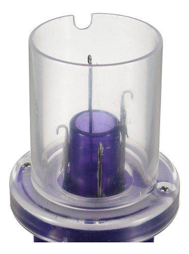 Maquina Tricotin I-cord + 16 Agulhas Crochê E Acessórios