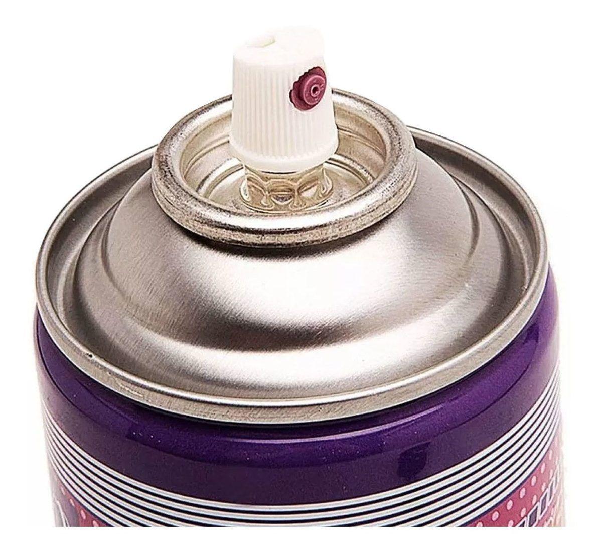 Cola Spray Adesivo Temporária Patchwork Bordado Tecido 500ml