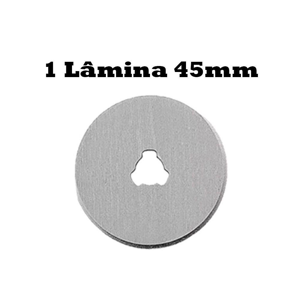 Cortador Circular 45 Mm Profissional Patchwork + Lâmina 45 mm