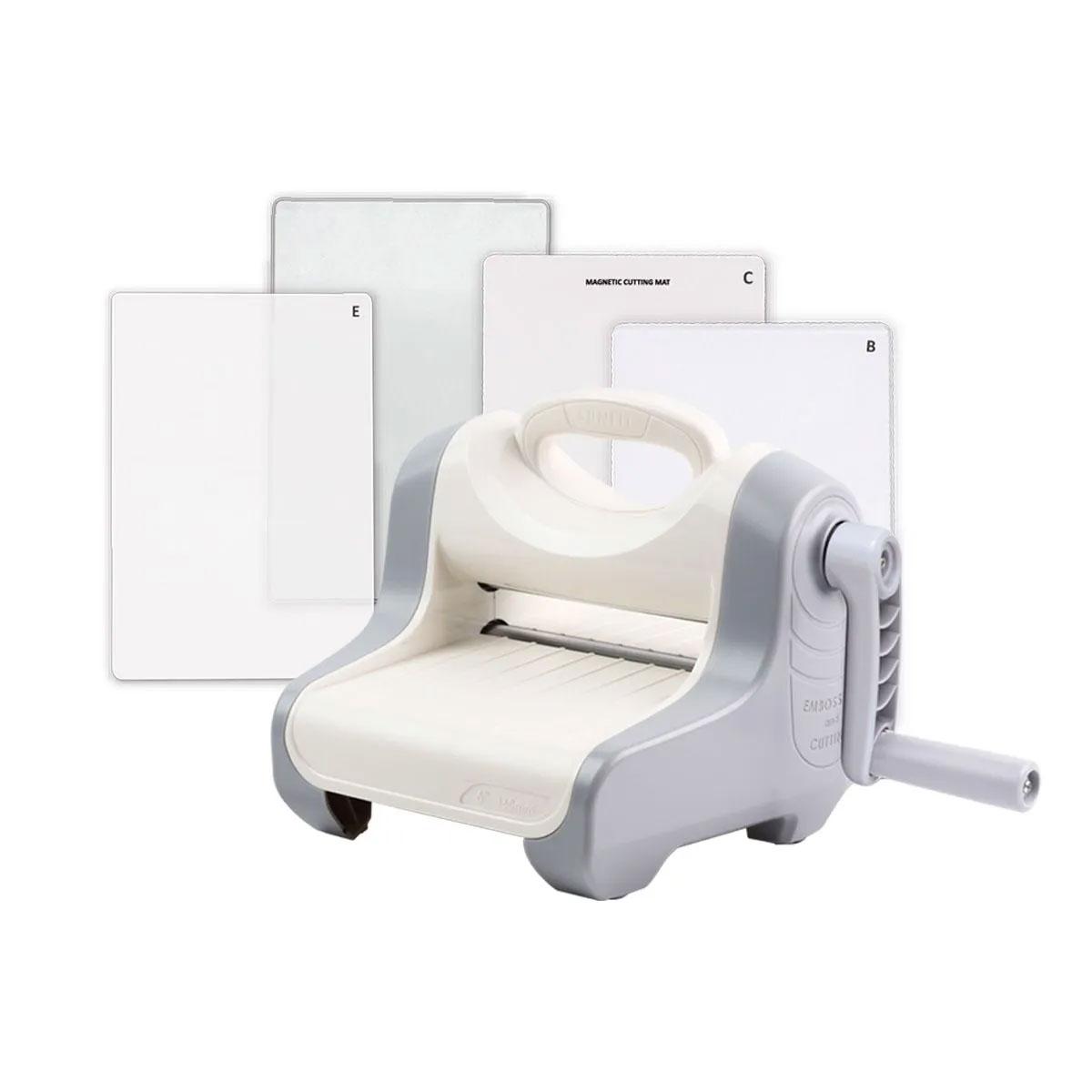 Máquina De Corte E Relevo Com Base Magnética A5 - Sunlit