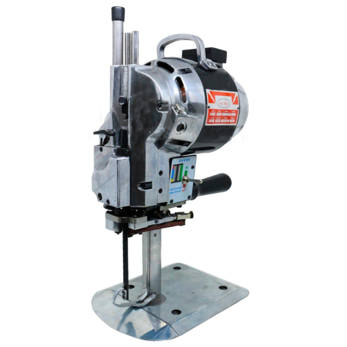 Maquina De Corte Faca Cortar Tecido 10 Polegadas 750w