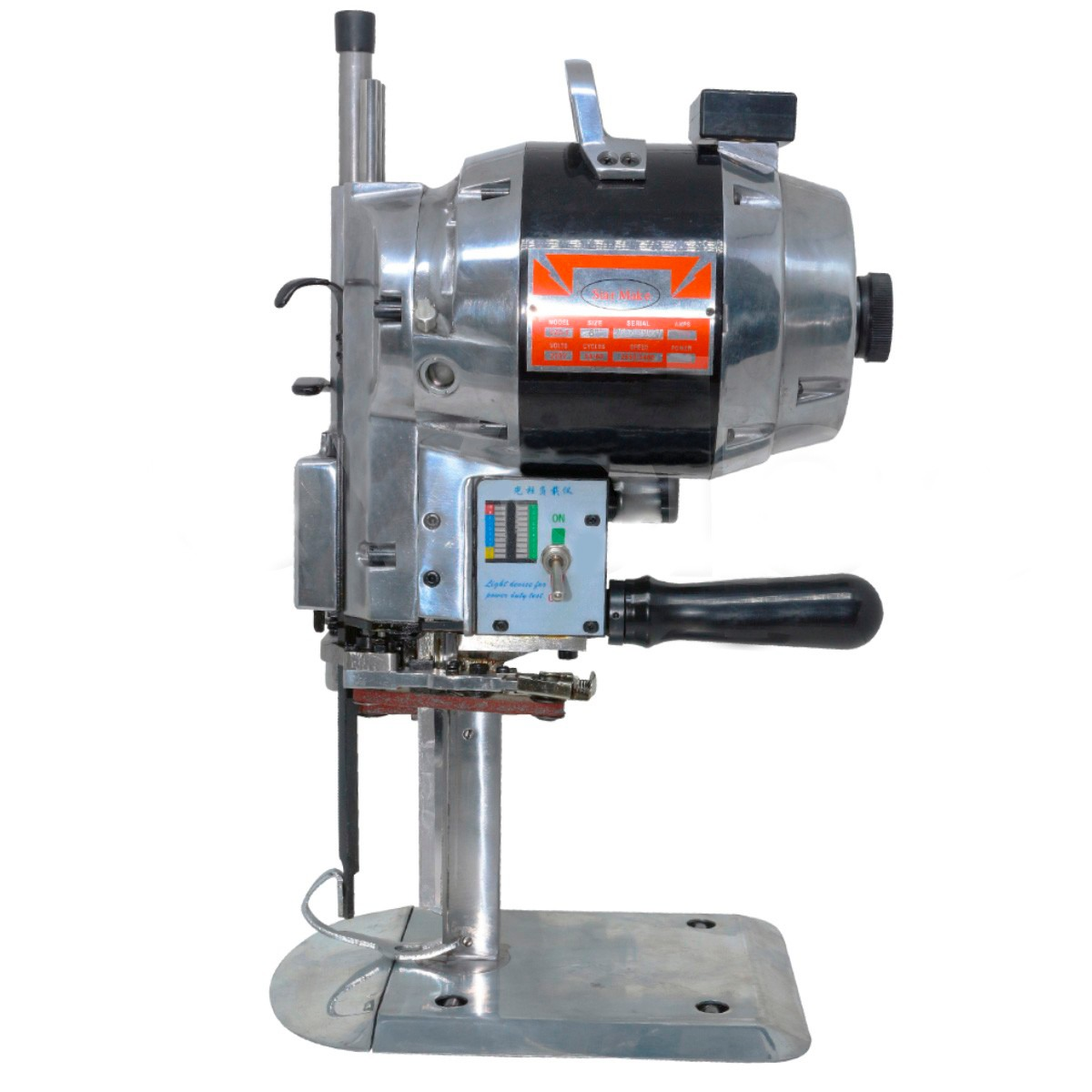 Maquina De Corte Faca Cortar Tecido 8 Polegadas 850w