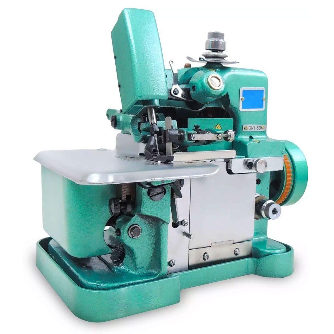 Máquina De Overlock Semi Industrial Costura Overloque