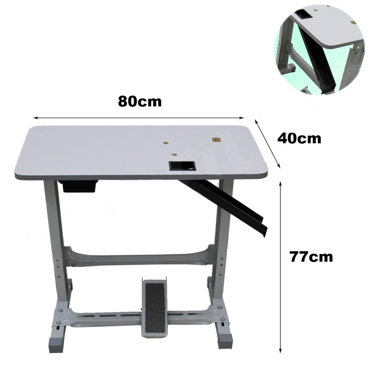 Mesa Bancada Para Máquina Costura Overlock Chinesinha Gn1