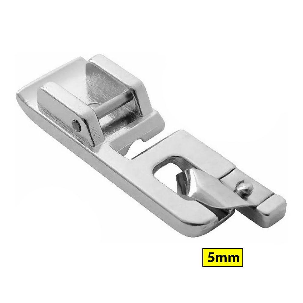 Sapata Calcador Sapatilha Bainha Enrolada 5mm