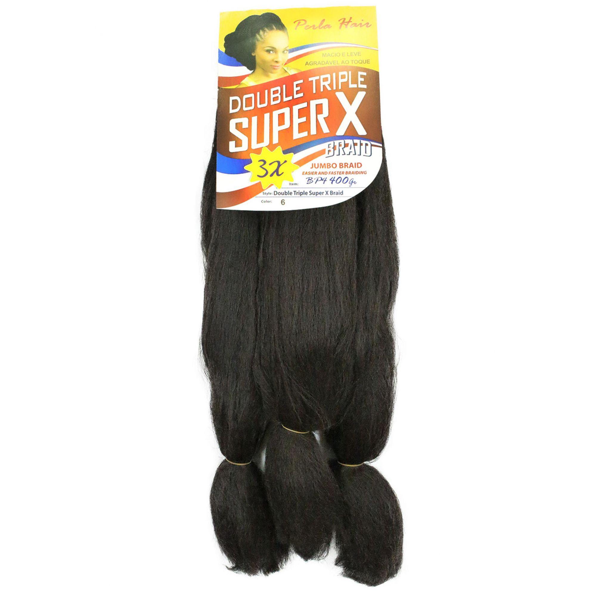 Cabelo Sintético - Zhang hair jumbo - Super X (300g)