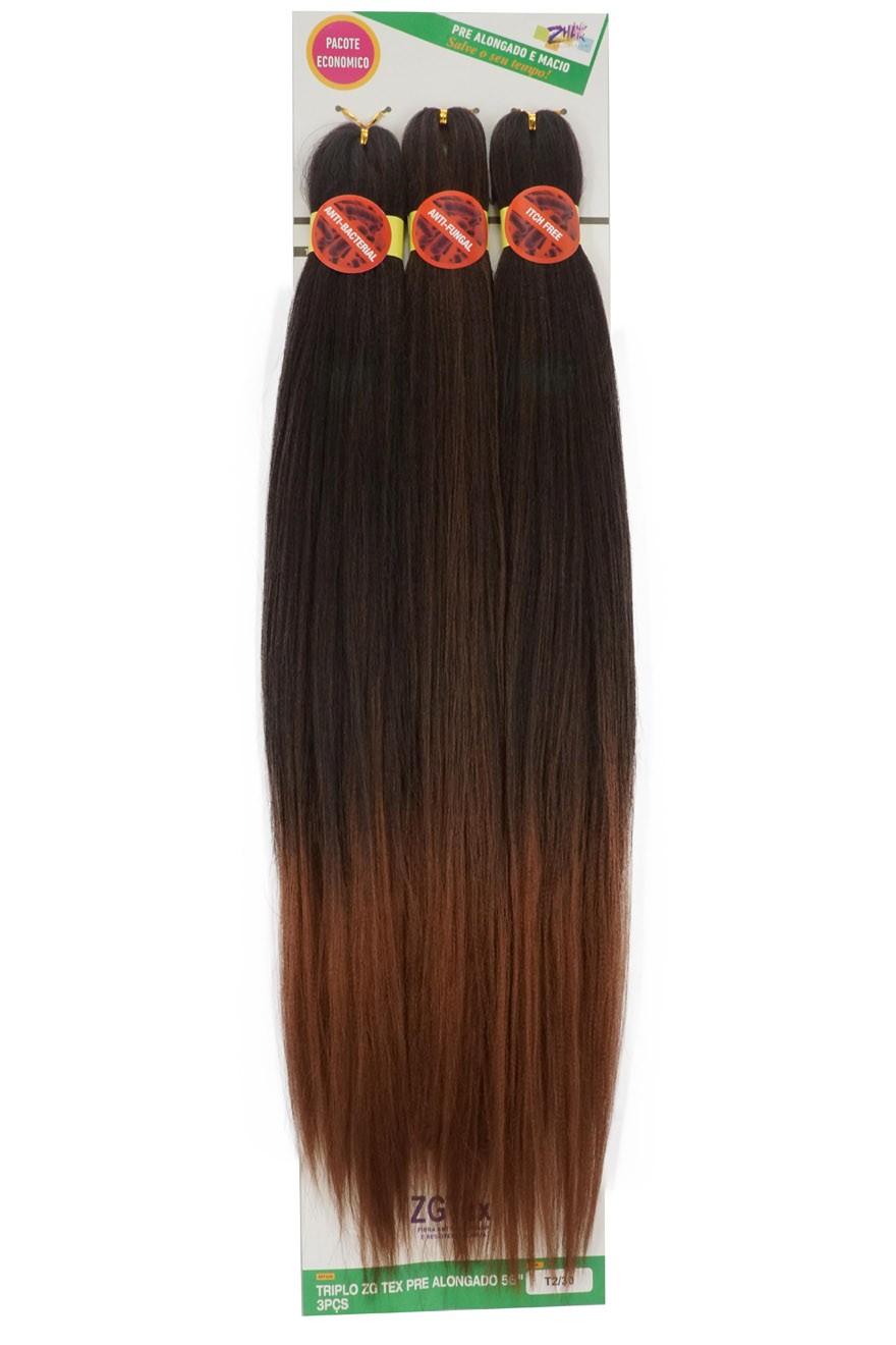 Jumbo - Zhang Hair - ZGTex (190g) - Cor: T2/30