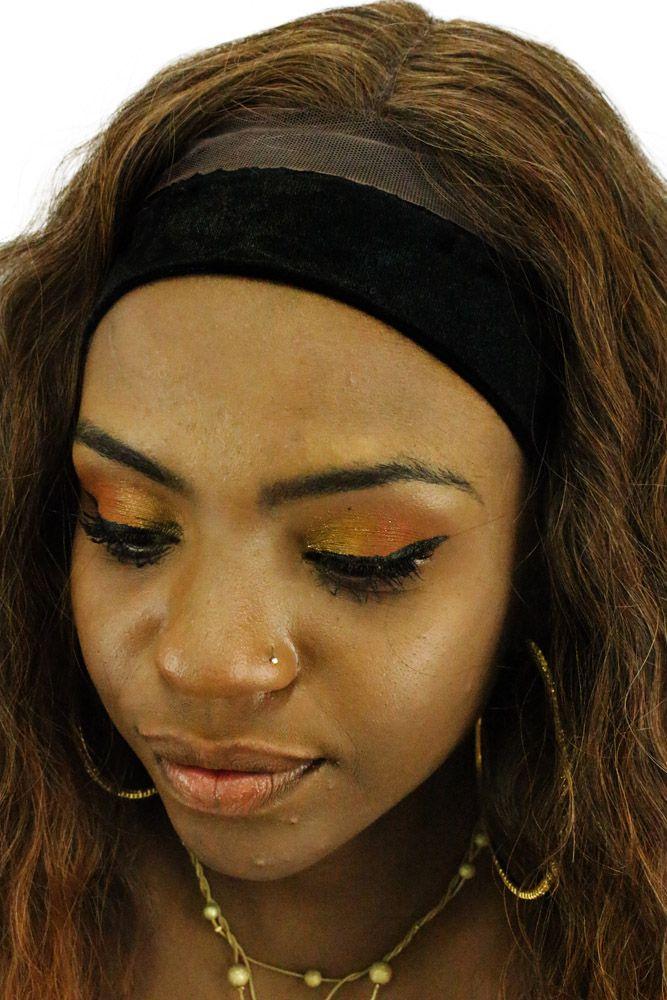 Hair Grip - Faixa para Fixar laces e perucas