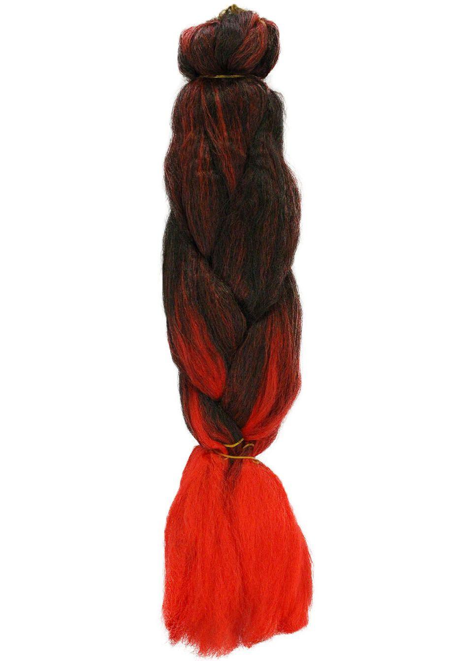 Jumbo - Pacotão Modern Girl (400g) - Cor: Preto/Vermelho (T1B/RED)