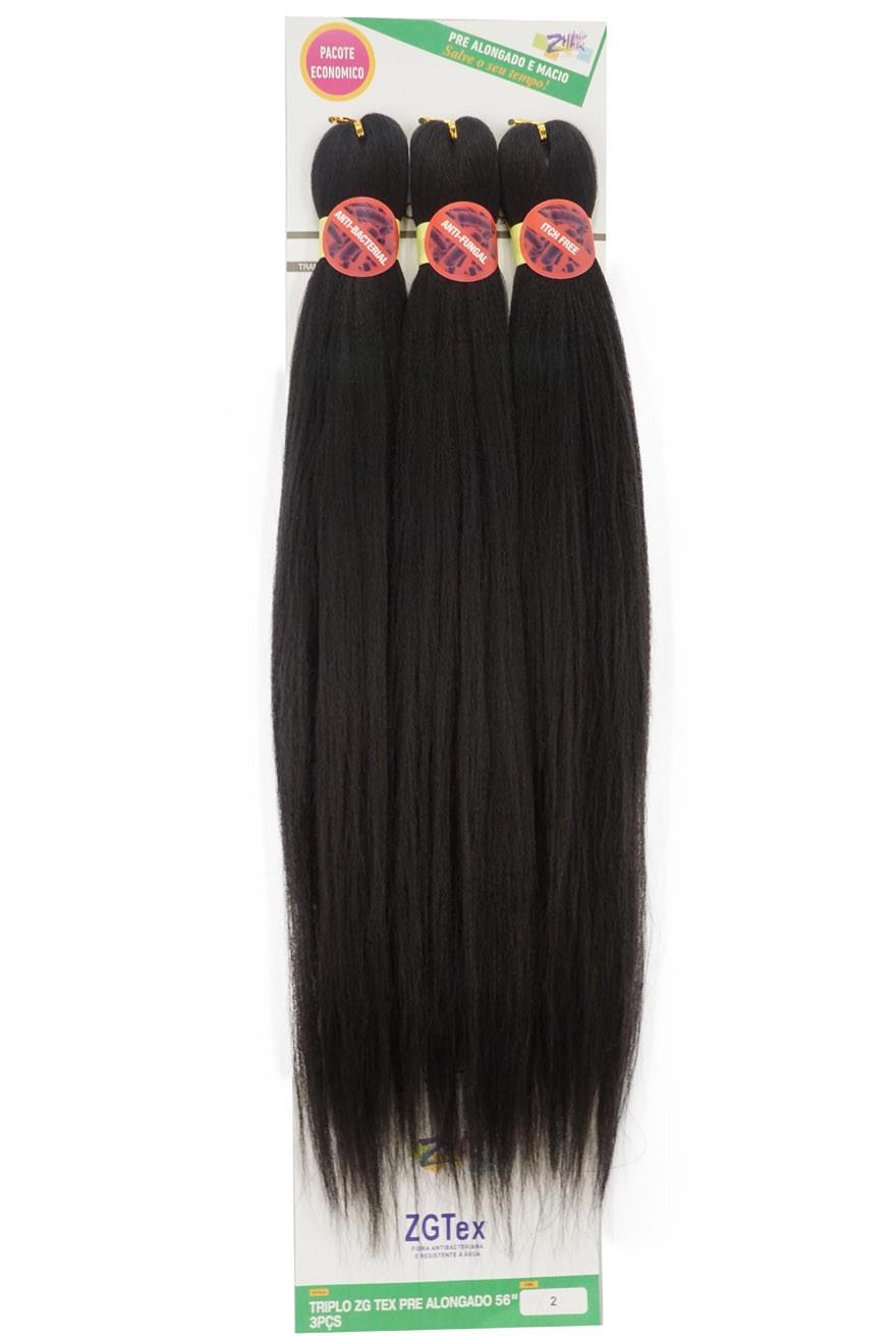 Jumbo - Zhang Hair - ZGTex (190g) - Cor: 2