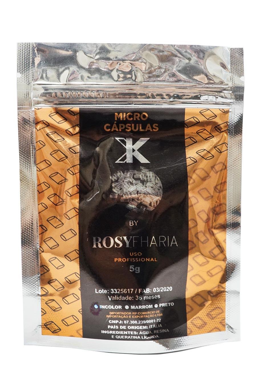 Microcápsulas de Queratina - Keratin Fix
