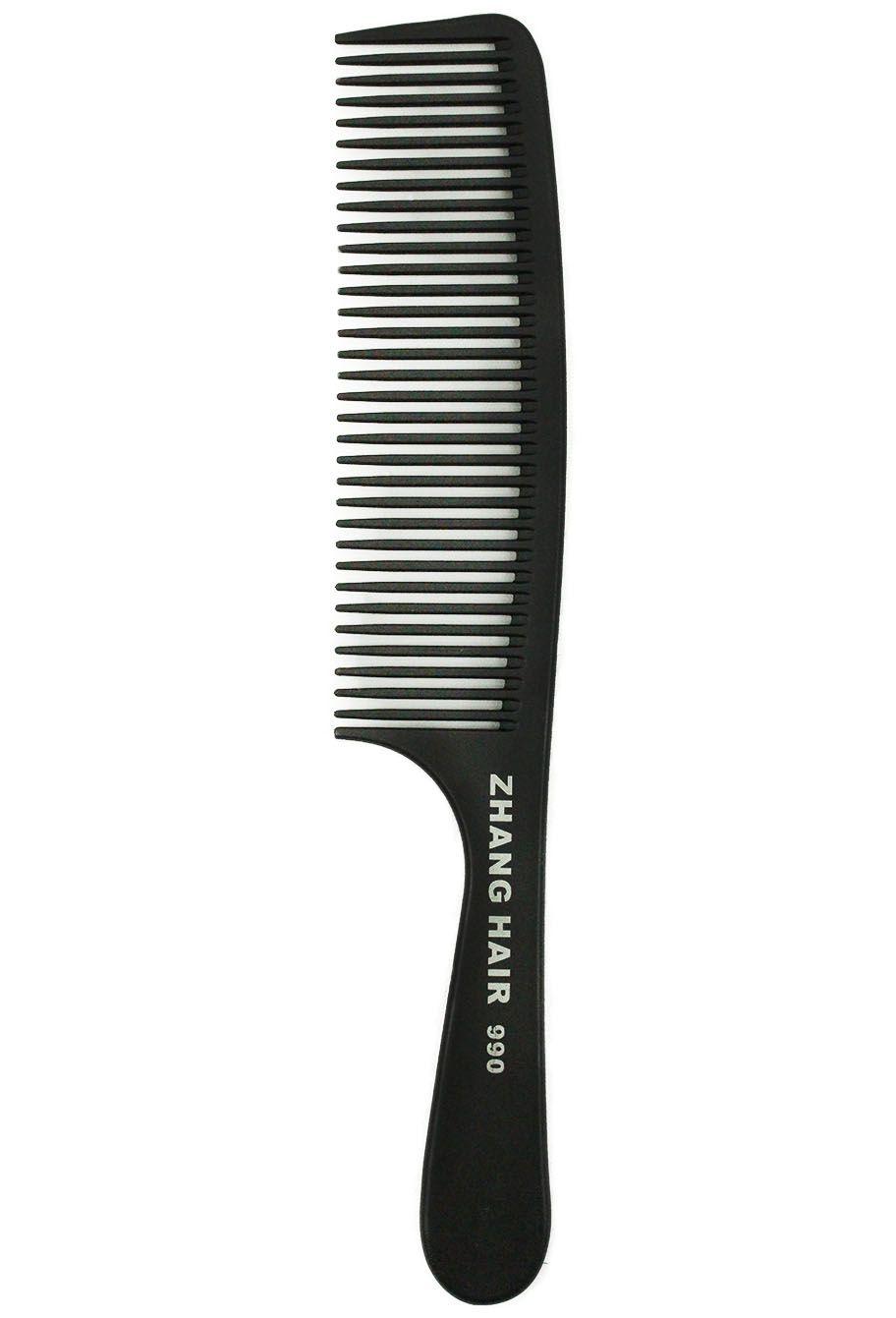 Pente de Carbono - Zhang Hair 990 -  Cerdas Médias