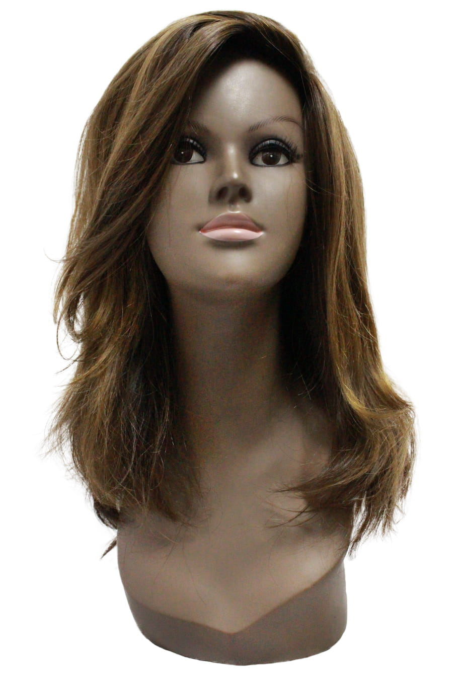 Peruca de cabelo humano wig - Eliza