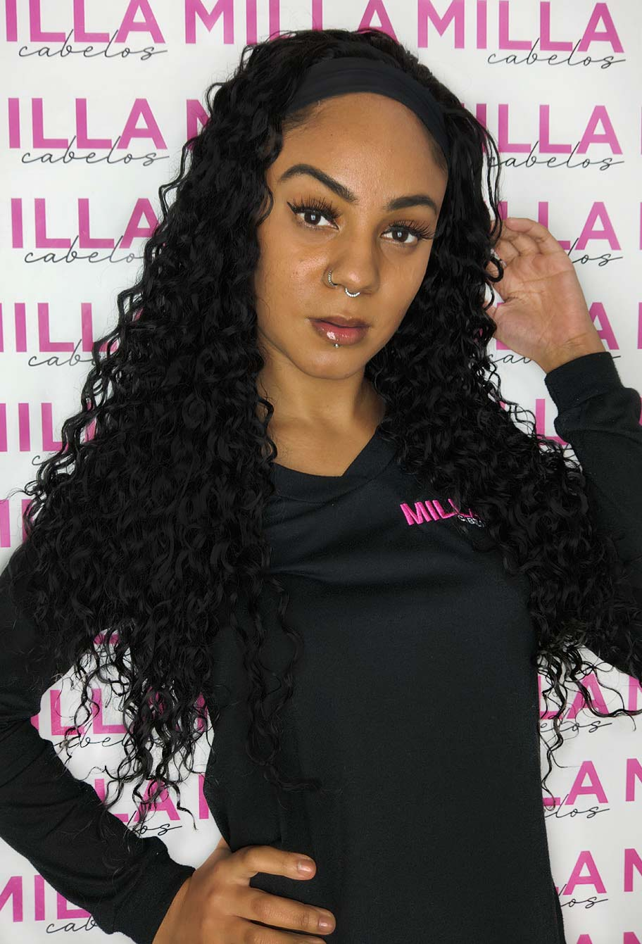 Peruca Orgânica - Beauty Hair Fashion Line - Luiza