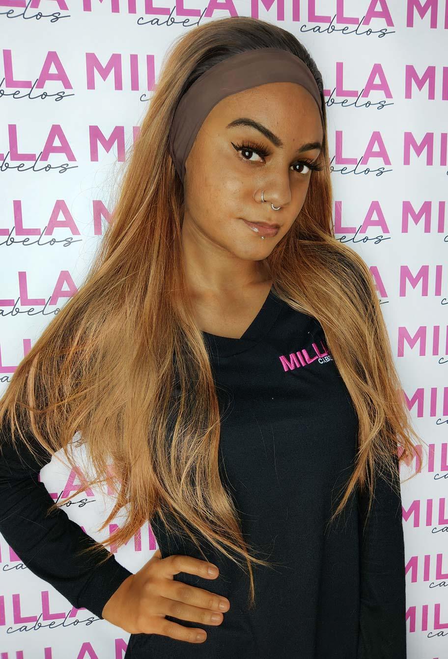 Peruca Orgânica - Beauty Hair Fashion Line - Matilde