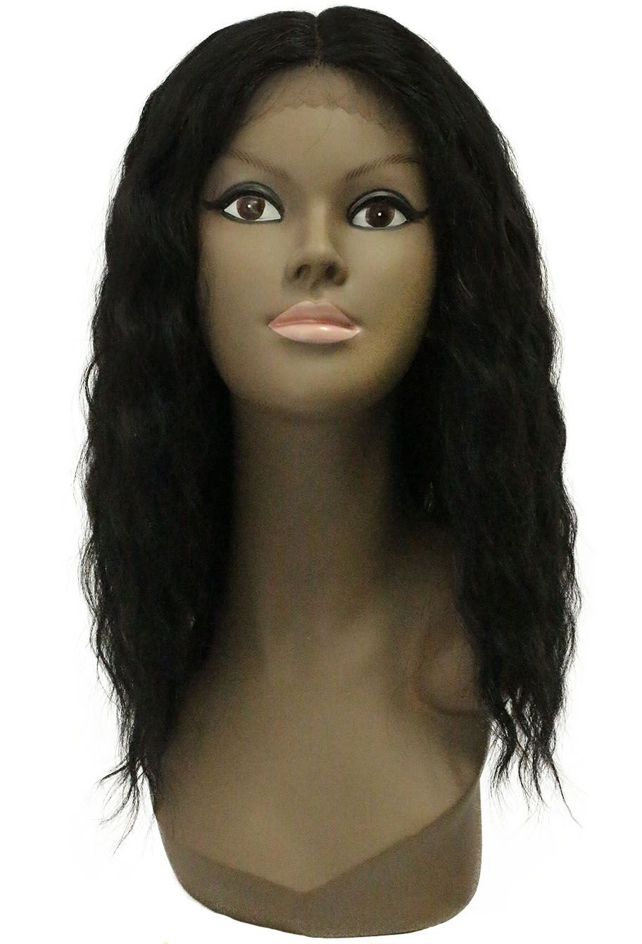 Peruca Orgânica - Front Lace Sleek Wig Fashion - Sublime