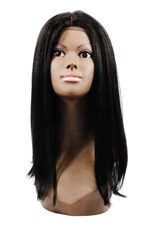 Peruca Orgânica - Front Lace Sleek Wig Fashion True Me - Menina