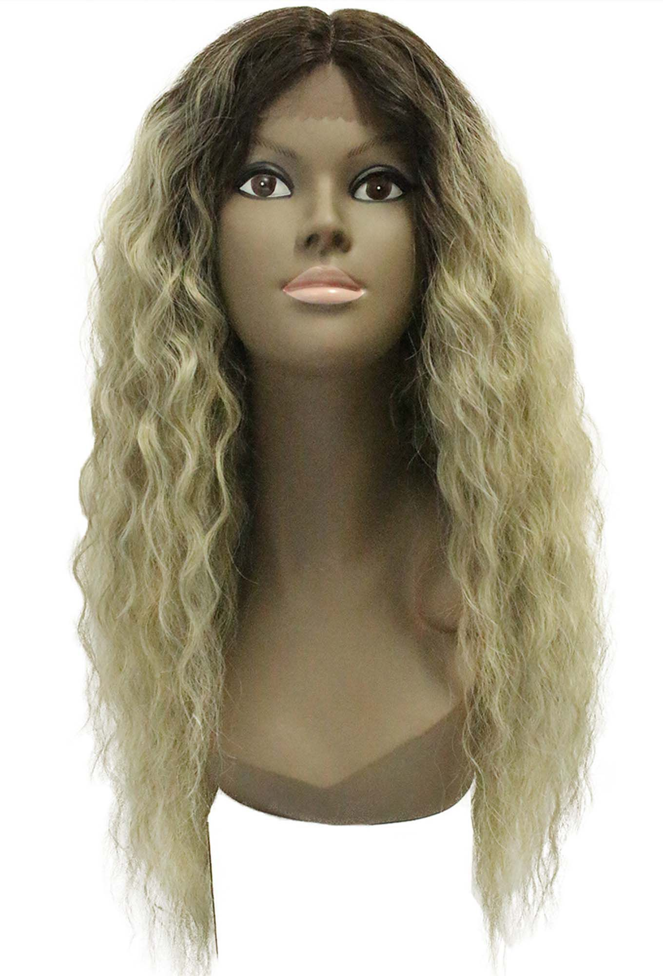 Peruca Orgânica - Front Lace Sleek Wig Fashion True Me - Redentor