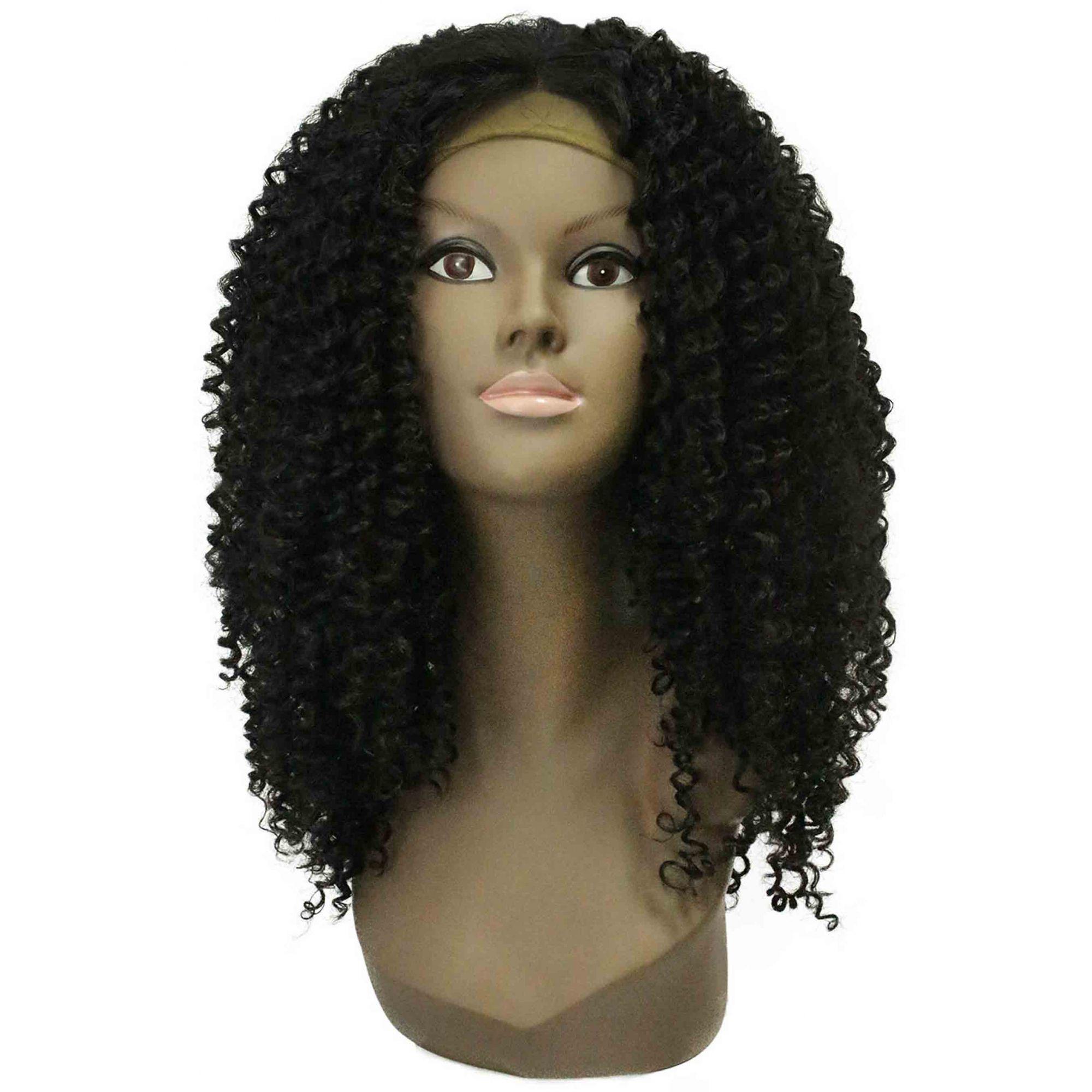 Peruca Orgânica - Front Lace Wig Fashion Line - Milanda