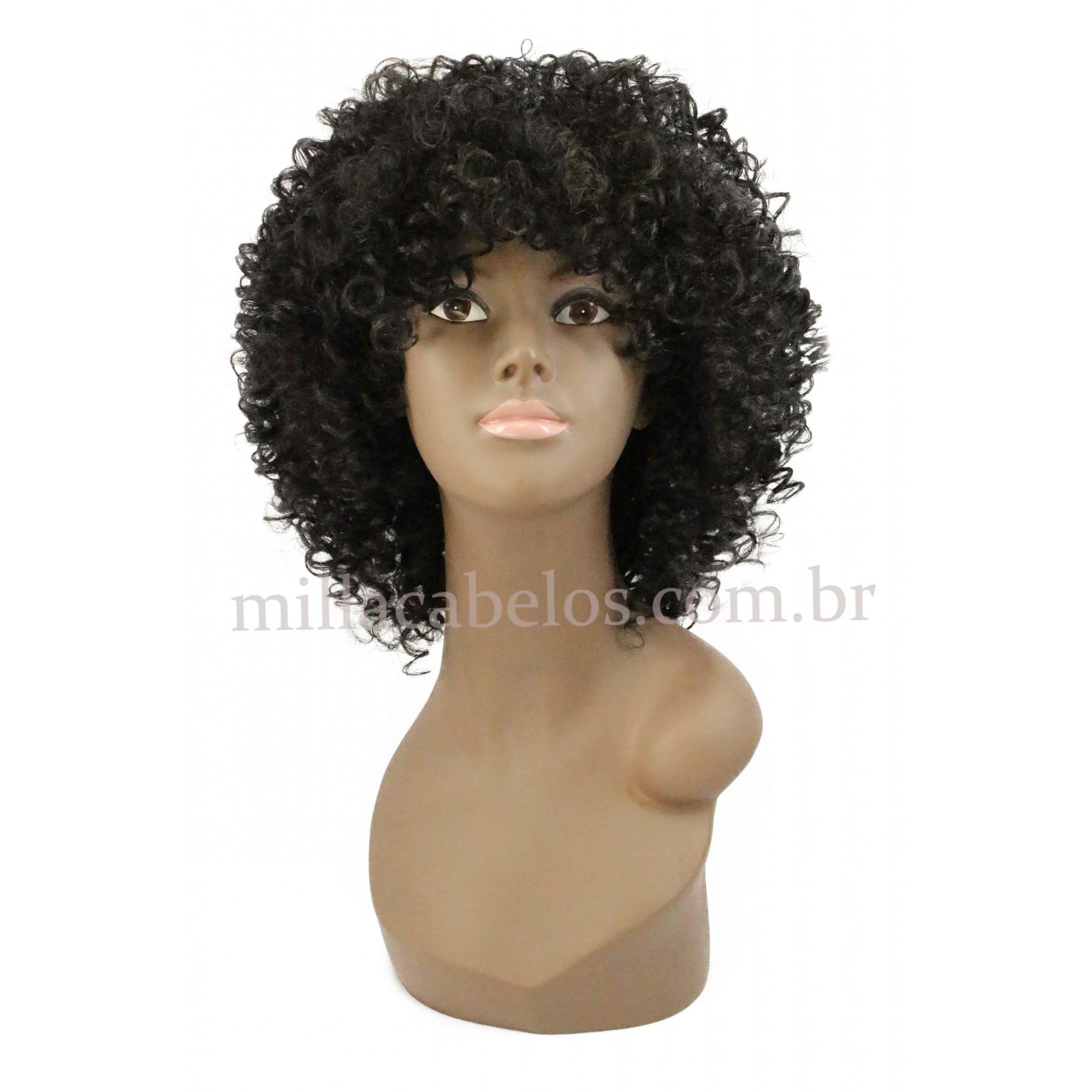 Peruca Orgânica - Sleek Wig Fashion True Me - Carolina