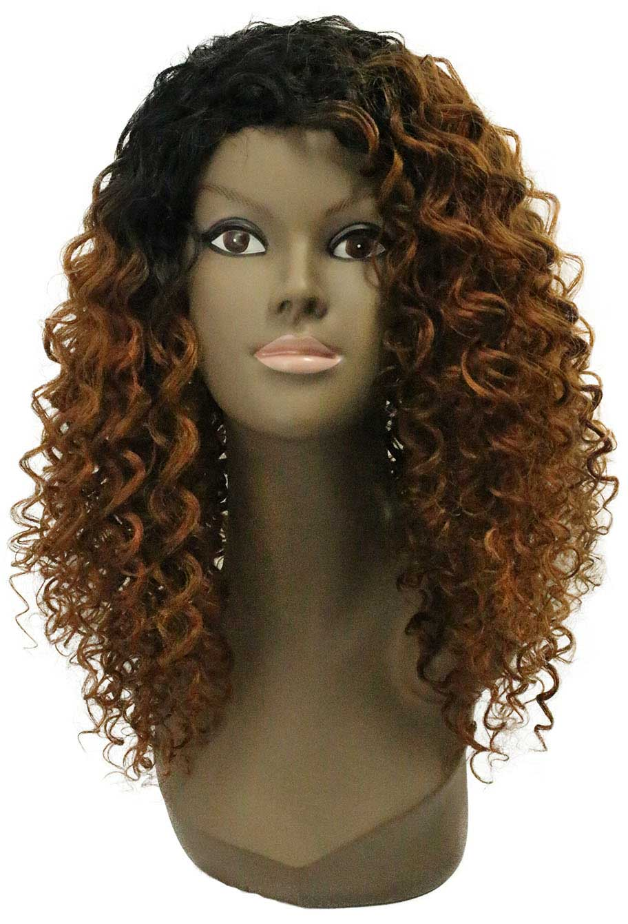 Peruca Orgânica - Sleek Wig Nature Afro - Paloma