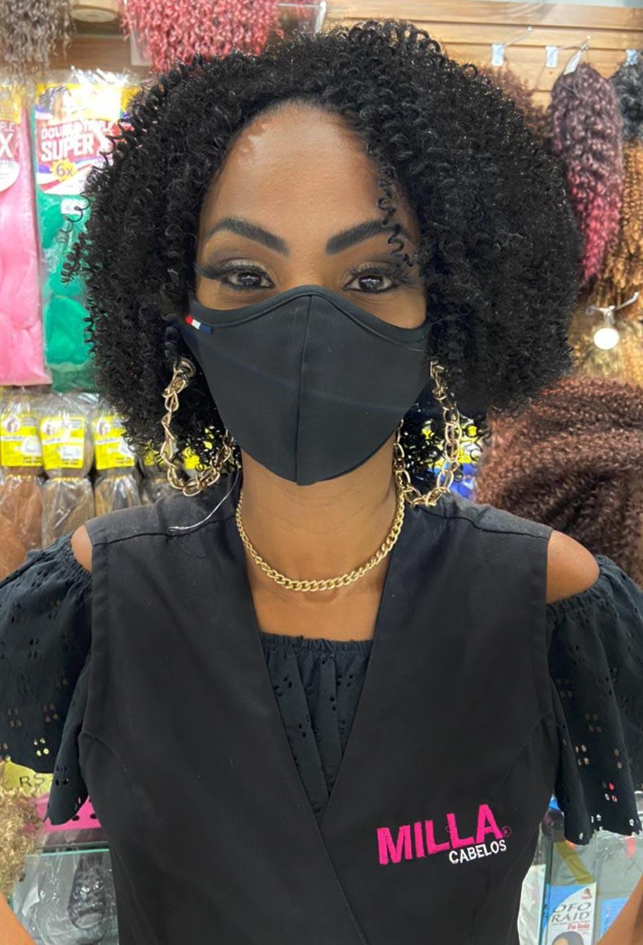 Peruca Orgânica - True Me Sleek Wig Fashion - Dana
