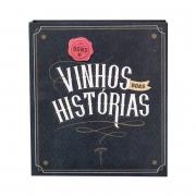 CAIXA ABRIDOR DE VINHO - BONS VINHOS