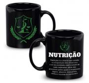 CANECA DE CERAMICA NUTRICAO 340 ML