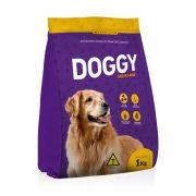 Ração: Alimento completo para cães DOGGY 1KG