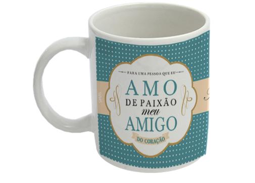 CANECA - AMIGO ADMIRO