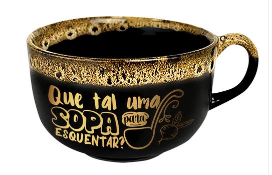 CANECA CONSUME BORDA - UMA SOPA