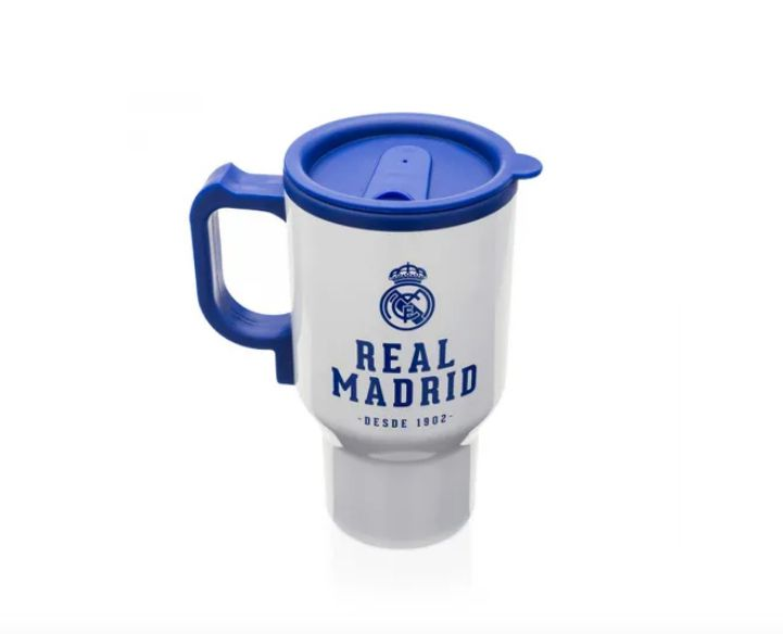 CANECA ELETRICA REAL MADRID
