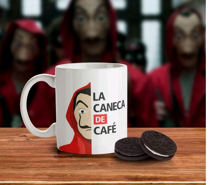 Caneca La Caneca de Cafe