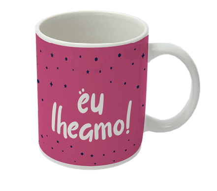 CANECA - LHAMA AMOR