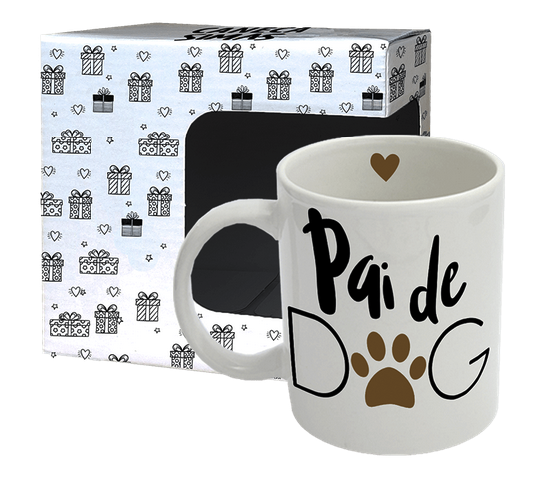 CANECA PET - PAI DE DOG