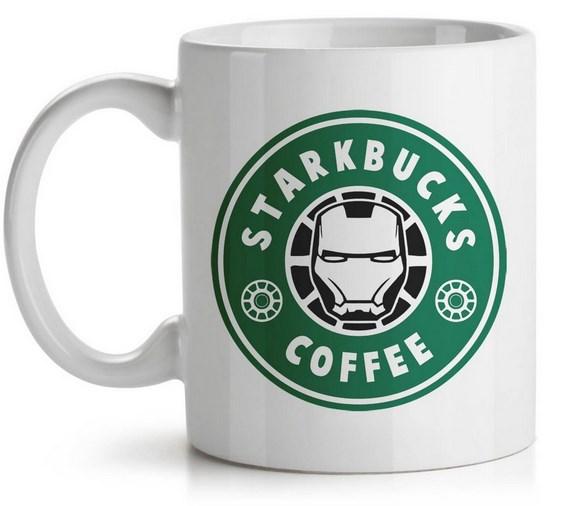 Caneca Starkbucks Coffee