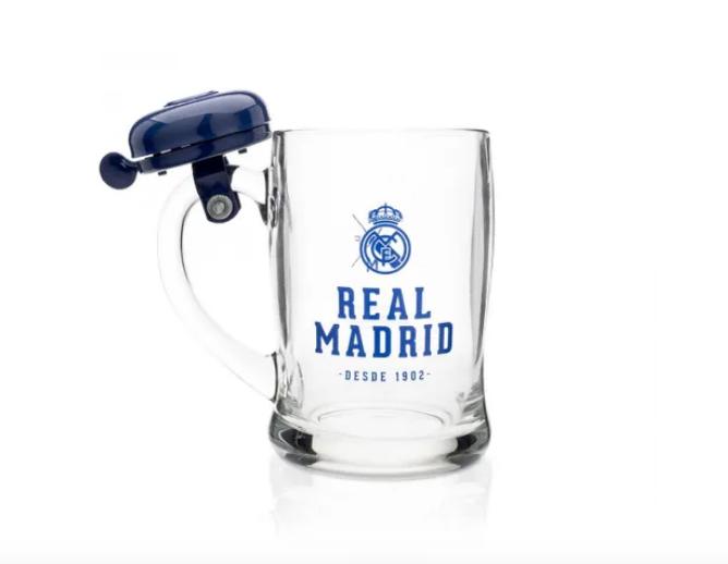 CANECO CAMPAINHA REAL MADRID