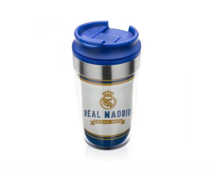 COPO PARA VIAGEM M REAL MADRID