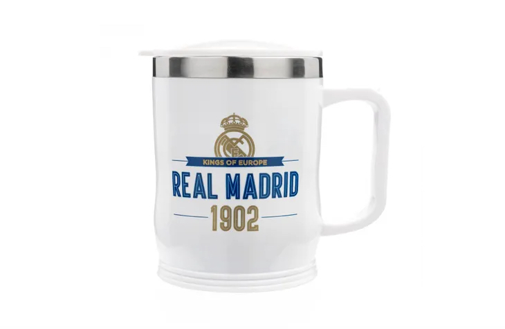 COPO PARA VIAGEM REAL MADRID