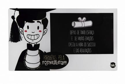 PORTA RETRATO 10 X 15 FORMATURA - FORMANDO